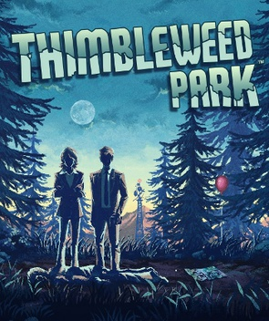 Thimbleweed Park cover