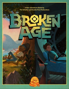 Cover of Broken Age game