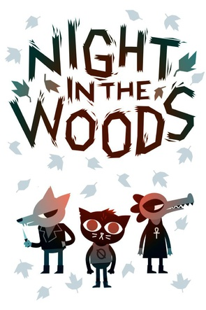 Cover of Night in the Woods