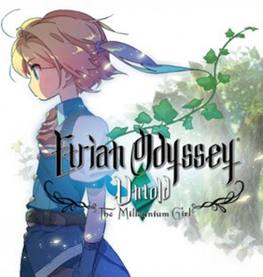 Cover of Etrian Odyssey: The Millennium Girl