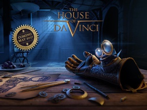 The House of Da Vinci cover