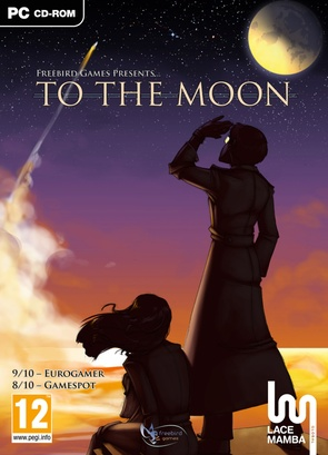 Cover of To The Moon