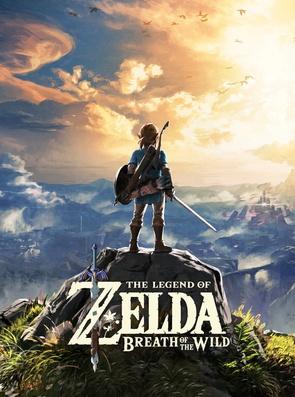 351e5a4006f The Legend of Zelda  Breath of the Wild (2017)