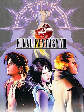Cover of Final Fantasy VIII