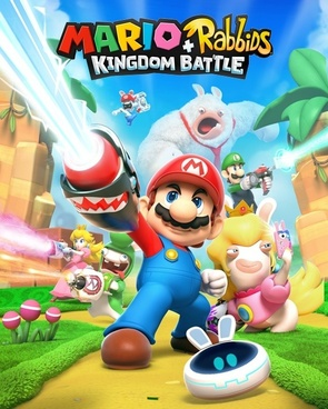 Mario + Rabbids: Kingdom Battle cover
