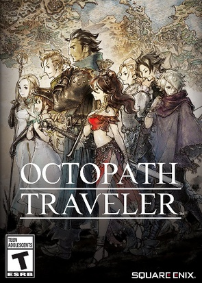 Cover of Octopath Traveler