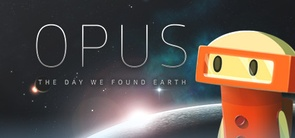 The cover for OPUS: The Day We Found Eatrh