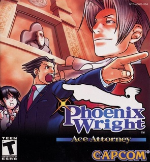 Phoenix Wright: Ace Attorney cover