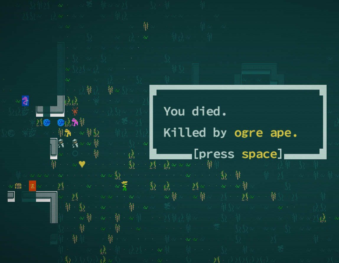 Caves Of Qud World Map.Torgo S Review Of Caves Of Qud Grouvee